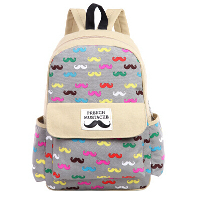 Middle school girls school bags cute lovely korean design girls ...