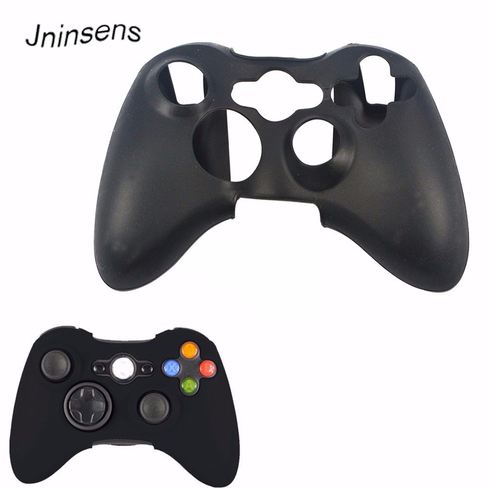 2018 Bunte Hohe Qualität Silikon Abdeckung Fall Schutz Hülse Für Xbox 360 Game Controller Silikon Licht Durable
