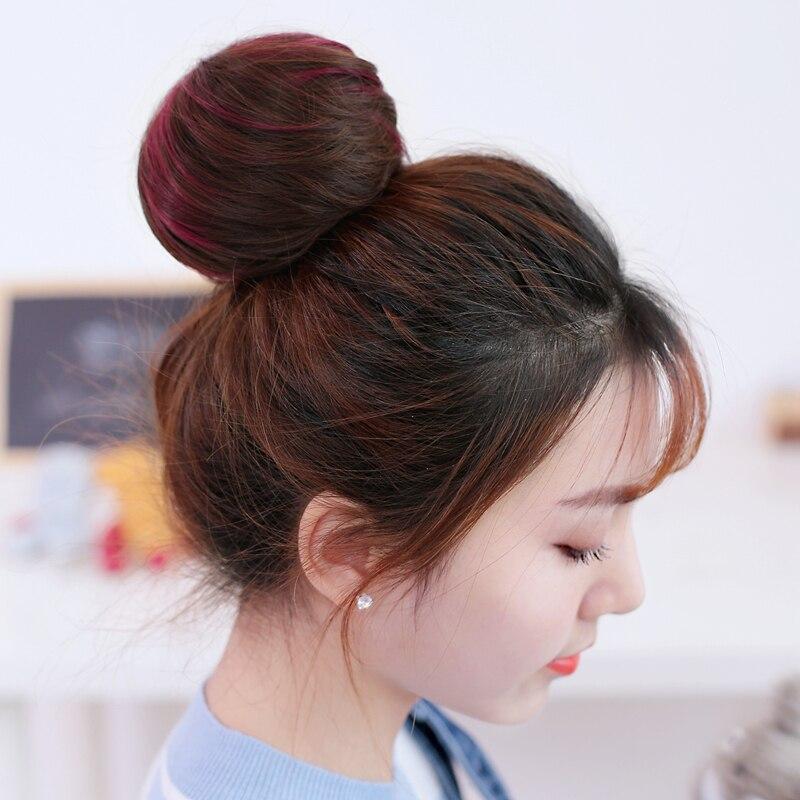 Womens Cospay Bai Beautiful Fang The Ball Highlights Wig Package