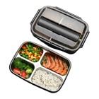 4 Grids Food Storage...