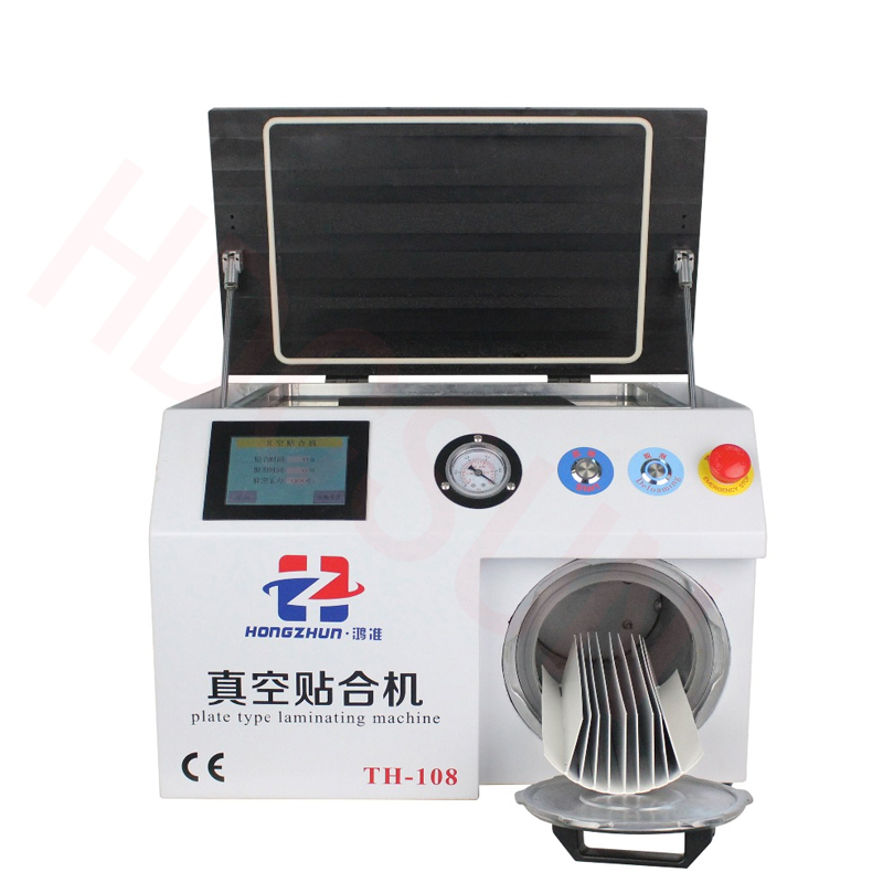 2017 New TH-108 Vacuum lamination machinefor LCD repair Air bubble remover machine repair lcd refurbish oca laminator machine new tbk full kit lcd refurbish machine lcd repair machine oca lamination machine