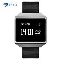 Teyo Smart Braletet Watch CK12S ECG Blood Pressure Heart Rate Monitor Fitness Tracker Smart Wristband Bracelet