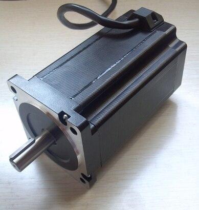 Nema34 moteurs pas à pas 86STH2118-4504A couple Élevé 118mm 4.5A 8.4Nm moteurs À Faible Bruit pour CNC XYZ