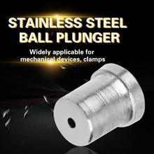 20Pcs/Set Ball Plunger 304 Stainless Steel Spring Accuracy Positioning Beads Screw Smooth set parafuso