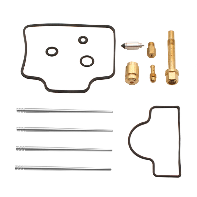 US $11 61 10% OFF|RGV250 carburetor repair kit RGV250 VJ22 CARB REPAIR KITS  CARBURETOR VJ22CR REBUILD KIT-in Carburetor from Automobiles & Motorcycles