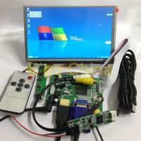7 1024*600 AT070TNA2 LCD Module Monitor Display + Touch Panel w/ USB Controller + HDMI/VGA/2AV Board for Raspberry Pi
