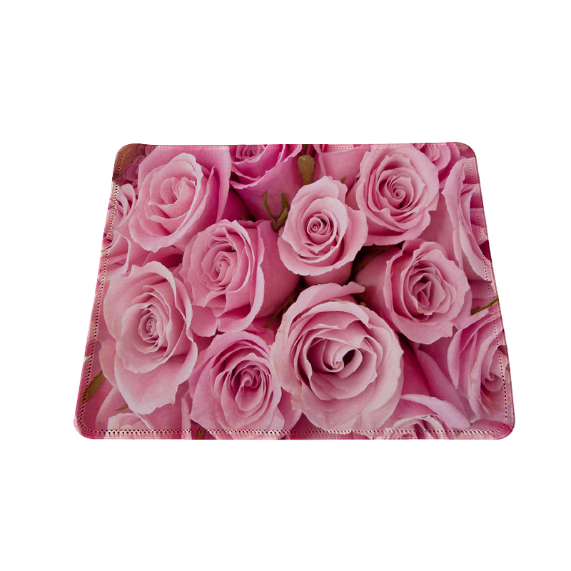 Beautiful Pink Flower Images Tumblr Hd Gaming Mouse Mats Mice Pad Overlock for Size 22*18cm and 25*29cm