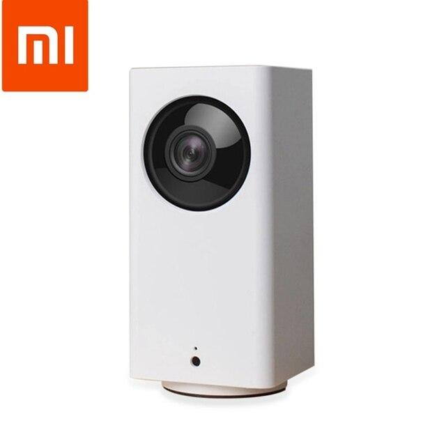 En Stock Xiaomi MIjia Dafang Smart Home 110 grados P 1080 p HD inteligente seguridad WIFI IP Cámara visión nocturna IR-cut Motion Detec