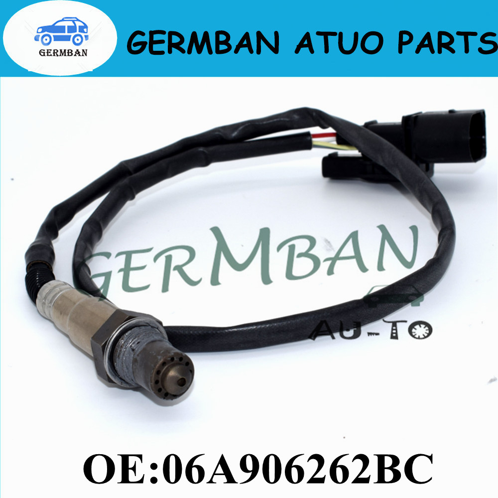 Air Fuel Ratio Oxygen Sensor For Skoda 99-05 Audi A4 Quattro VW Passat 1.8L Jetta 2.0L No#06A906262BC 0258007085