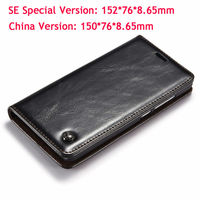 Xiaomi Redmi Note 3 Pro SE Case Luxury Leaher Wallet Cover For Xiaomi Redmi Note 3