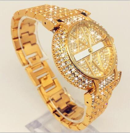 relogio feminino Roman style full diamond watch Stars not fade luxury women watch accessories Life waterproof Japanese movement   Fotoflaco.net