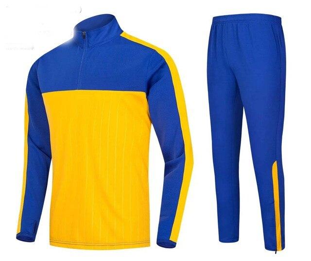 Футбол спортивный костюм Баскетбол одежда Для мужчин Для женщин Детская  Футбольная форма футбольные майки футбольная команда 6ff3579815d