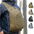 D5Column Field Trekking Chest Sling Pack Men Outside Single Shoulder Bag Man Large Ride Travel Bagpack Advanced Military Tactics