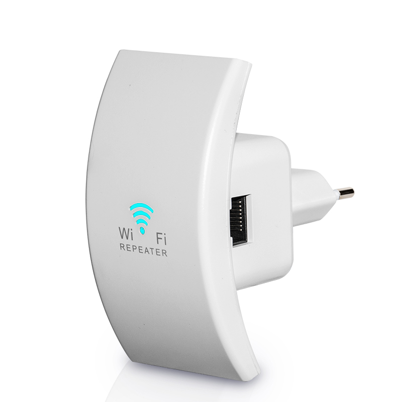 easyidea 300mbps wifi repeater 2 4g wi fi signal amplifier. Black Bedroom Furniture Sets. Home Design Ideas