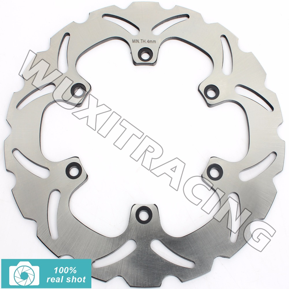 Rear Brake Disc Rotor for YAMAHA BT BULLDOG 1100 2002-2006 03 04 XJR 1200 1300 1995-2016 96 97 98 99 00 01 MT01 1670 2005-2011 for vw eos car driving video recorder dvr mini control app wifi camera black box registrator dash cam original style