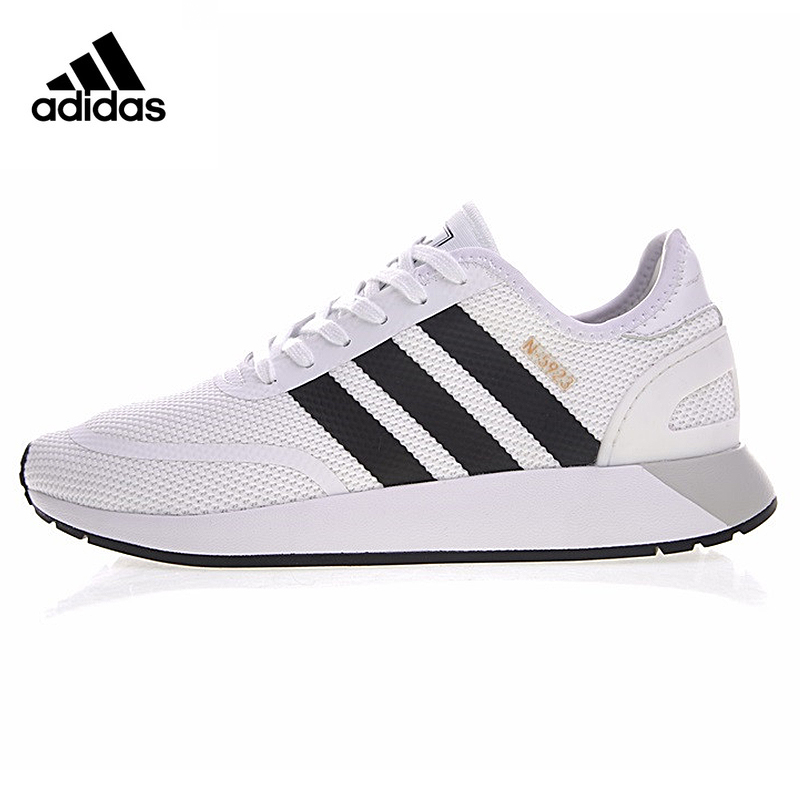 Original Authentic Adidas Clover N-5923 Lifestyle Men's Running Shoes Sports Sneakers Breathable Low Top Sports Outdoor AH2159