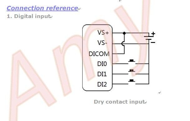 ADM 4188 8 entradas digitais 8 saídas