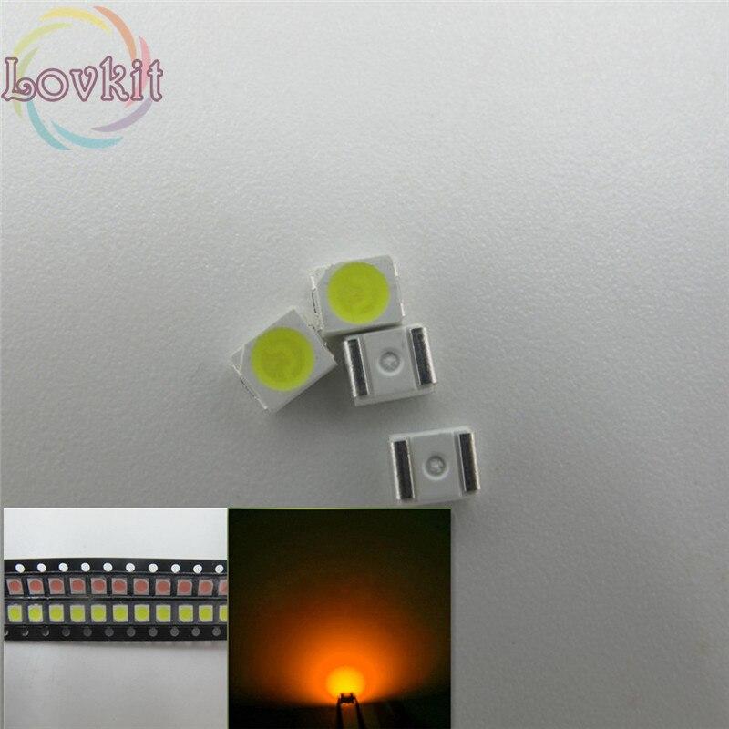 1000PCS 3528 SMD LEDs Light diode LED lights 1210 white LED SMD light tube