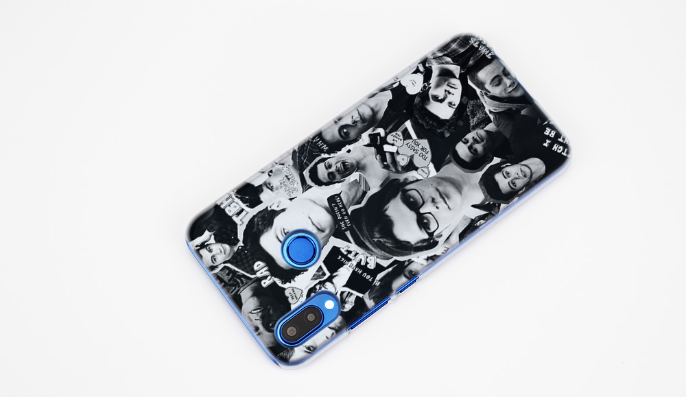 BINYEAE Teen Wolf Dylan Obrien Transparent Hard Case Cover Coque Shell for Huawei P20 Lite 10 Lite P Smart