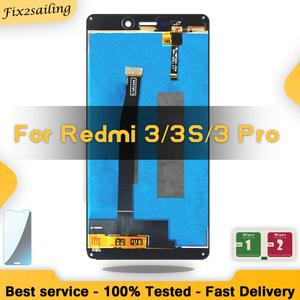 LCD For Xiaomi Redmi 3/3S/3 Pro LCD Display Touch Screen Replacement Digitizer Assembly