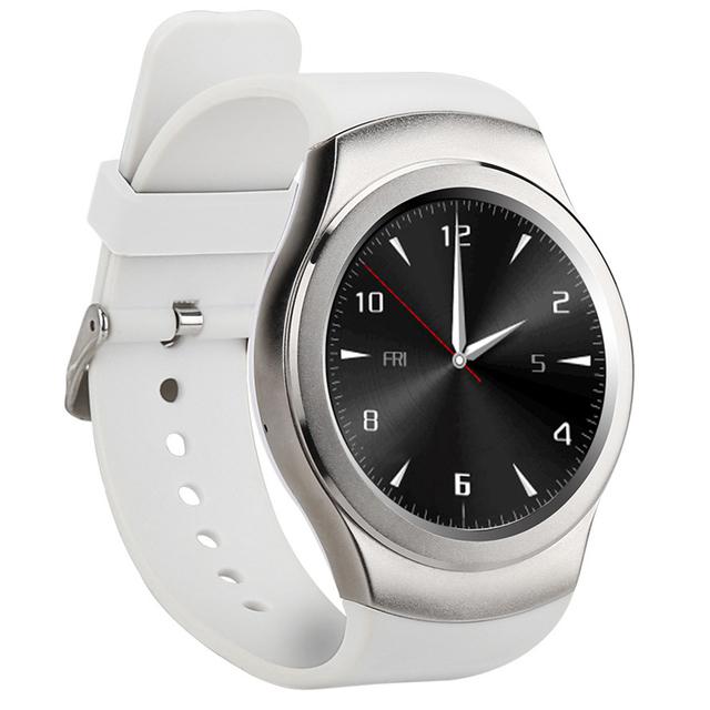 Lemado g3 smart watch com saúde monitor de freqüência cardíaca do bluetooth controle de voz sim smartwatch para apple ios android phone