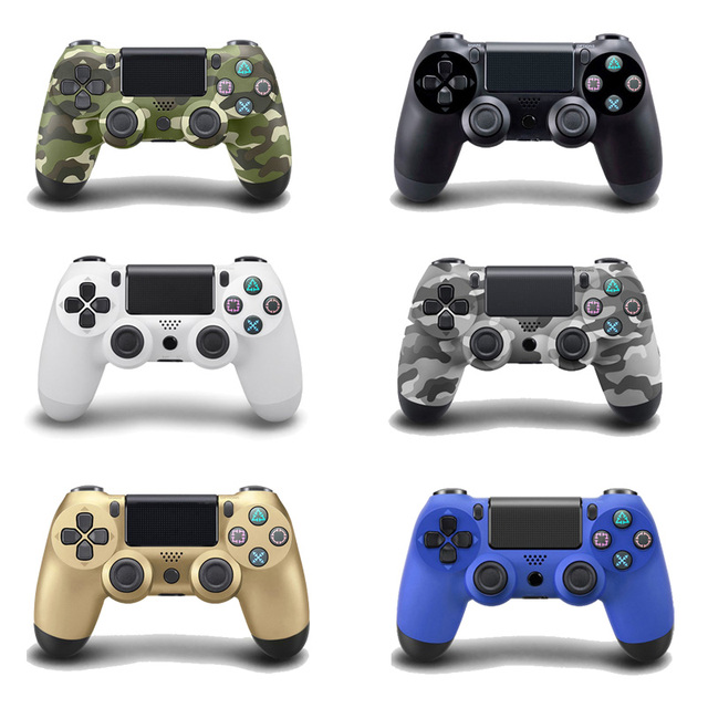 For PS4 Wireless Bluetooth Controller For Play Station 4 Joystick Wireless Console For Dualshock Gamepad For SONY PS4 For PS3