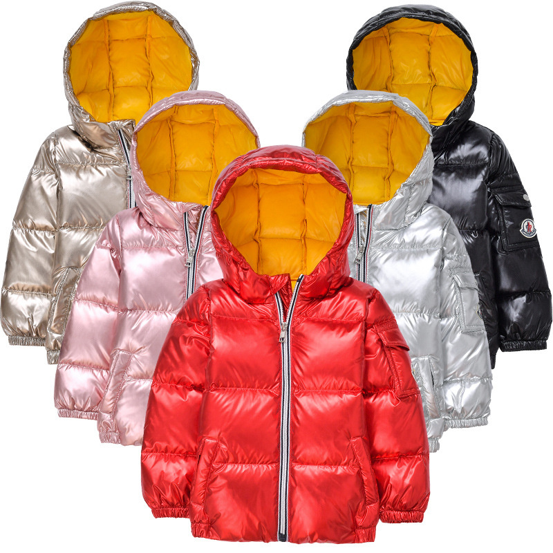 Winter Coat for Kids Snowsuit Baby Boy Winter Jackets Thick Warm Hooded Coat Baby Girl Clothing Outwear Children Winter Clothes girl kids fashion pu leather jacket coat 2018 new winter autumn thick rabbit s hair hooded big baby boy girl motorcycle outwear