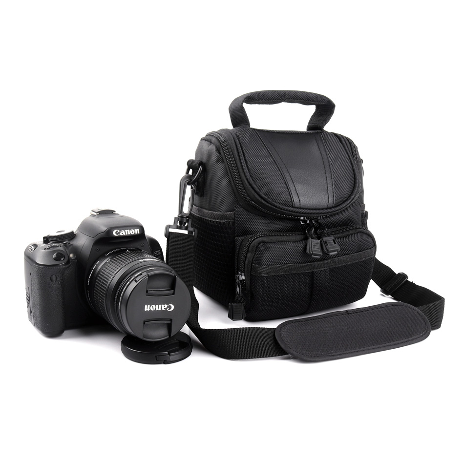 Camera Case Bag For Panasonic Lumix DMC LX7 LX100 LZ20 LZ35 FZ72 FZ45 GF8 GF7 GF6 FZ2000 FZ1000 FZ85 FZ83 FZ82 FZ80 DC-FZ85 GX7 ...