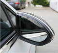 2pcs/lot Windows Visor Rear View Mmirror Shelters Side Mirror Awnings for VW Golf 7 mk7 VII