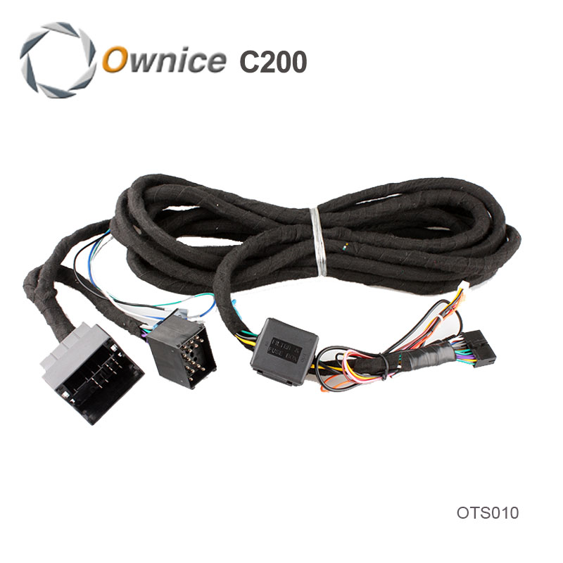 Special 6M Long Cable For Ownice C200 E46 E39 Car DVD this item don t sell