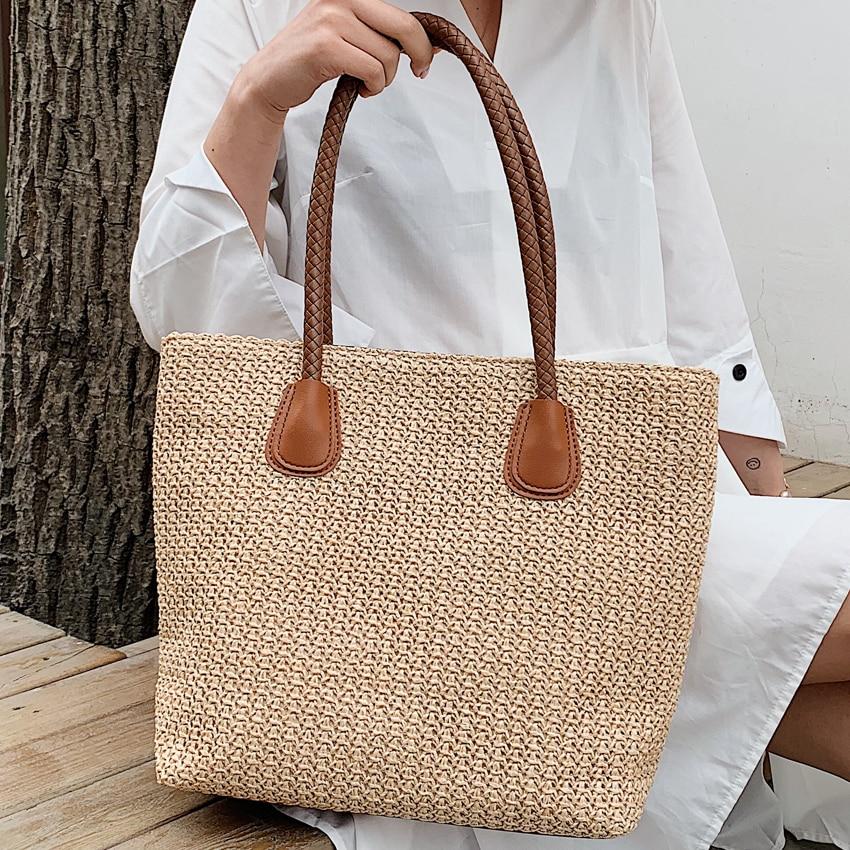 Onda de Verão Forma Nova Textura Pequena Bolsa