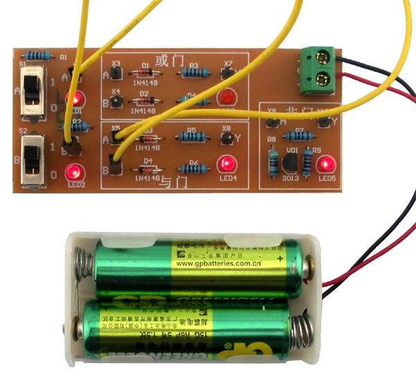 The separation of teaching experiment and training element suite or the door gate gate circuit digital circuit parts струйный принтер canon pixma pro 10s 9983b009