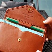 Travel Multifunctional and Foldable Passport Credit Cards Holder
