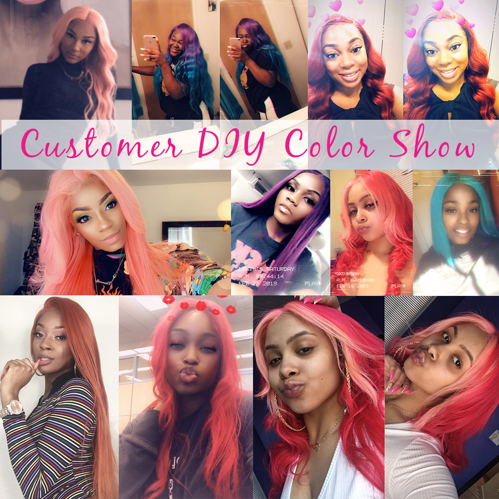 Image 5 - Rebecca 613 Blonde Bundles With Closure Malaysian Remy Straight Human Hair 3 Bundles With Closure Free Shipping-in 3/4 Bundles with Closure from Hair Extensions & Wigs