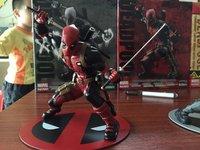 Deadpool Figure Wade Wilson ARTFX X MEN X MEN Weapon X CIVIL WAR Iron Man Wolverine