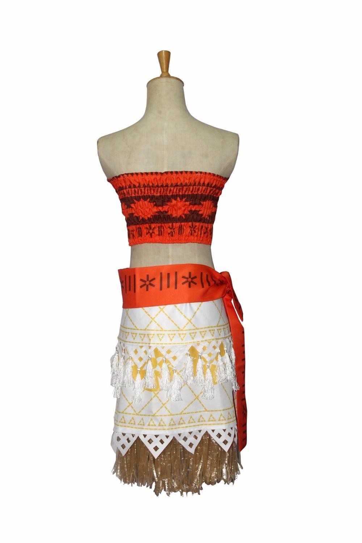 Թեժ վաճառք, 2018 Նոր կանանց կինոնկար Moana - Կարնավալային հագուստները - Լուսանկար 4