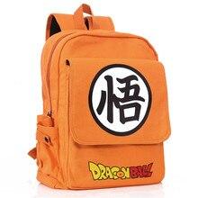 fcb66be275e Anime Dragon Ball Z Rugzakken Jongens Meisjes Schooltassen Dragon Ball  Schoudertas Voor Tieners Kids Mochila Dagelijks