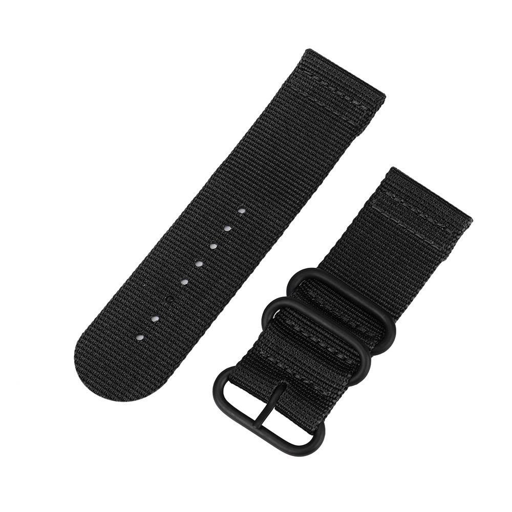 Hot Sale High Quality watch strap relogio masculino Replacement Luxury Nylon Band Strap For Garmin Fenix 5X GPS Watch18Jan11