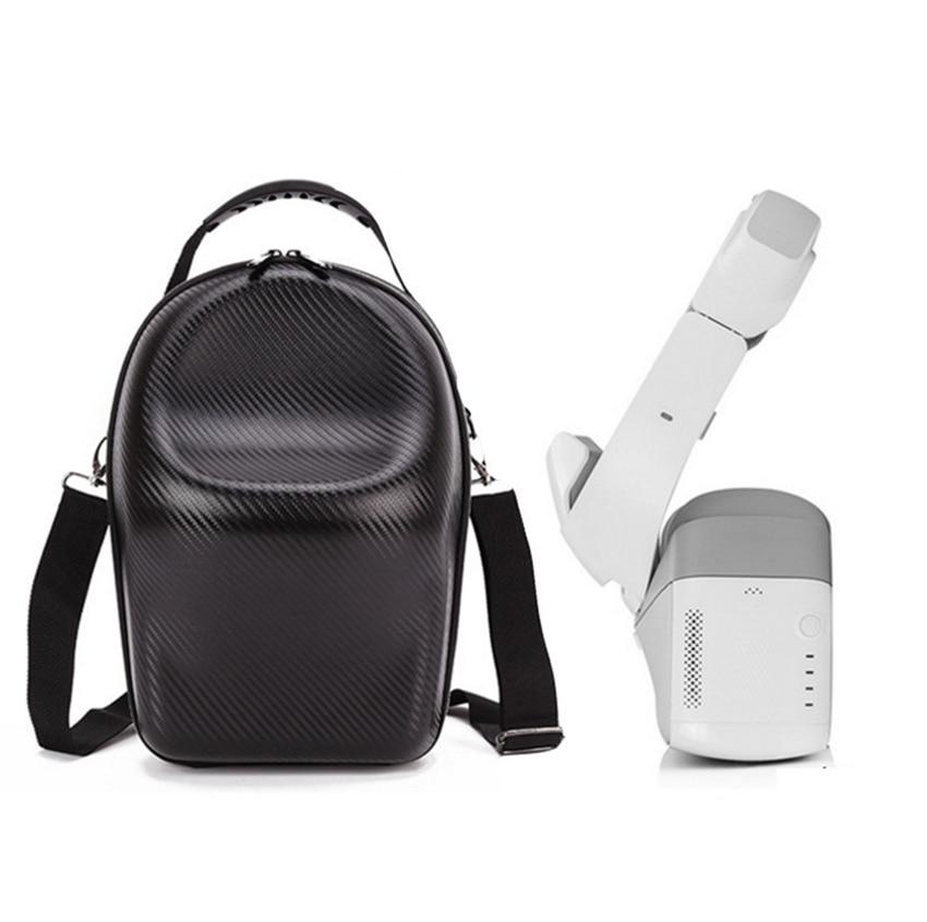 DJI Portable Bags PU Travel Handbag Shoulder Bag Case DJI Goggles FPV Box For DJI Spark Mavic Pro Accessories