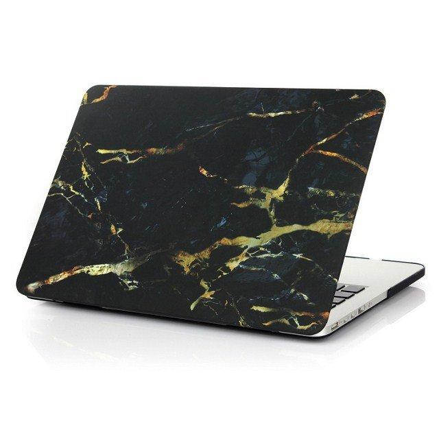 Kes Tekstur Marmar Untuk Macbook Pro 13 15 inci Retina A1425 A1502 - Aksesori komputer riba - Foto 3