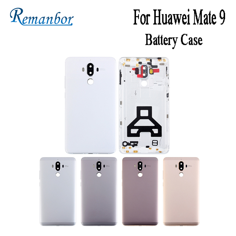 Remanbor For Huawei Mate 9 Battery Case Protective Battery Back Cover Fit Replacement For Huawei Mate 9 Mobile Phone Accessories