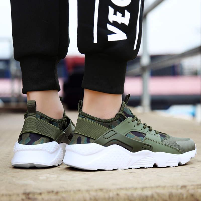 HTB1doCalpkoBKNjSZFkq6z4tFXat - Fashion Shoes Men Sneakers Men Casual Shoes Trainers Air huaraching Sneakers zapatos hombre Walking Platform Shoes chaussures