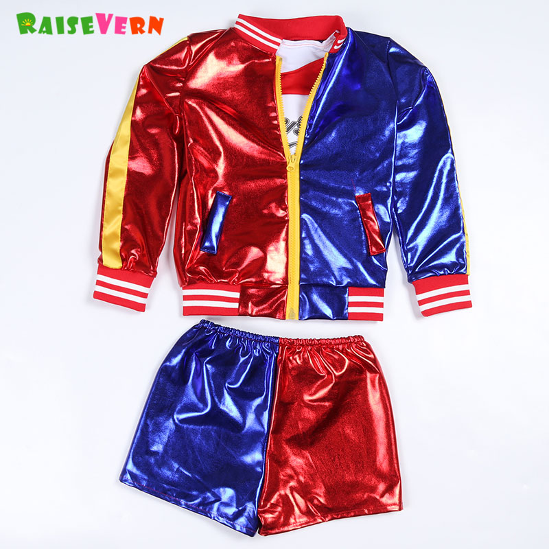 Clearance Sale 3PCS Halloween Baby Boys Girls Costume Kids Jacket Short Pant T-shirt Sets Outwear Fashion Cosplay Clothes Sets