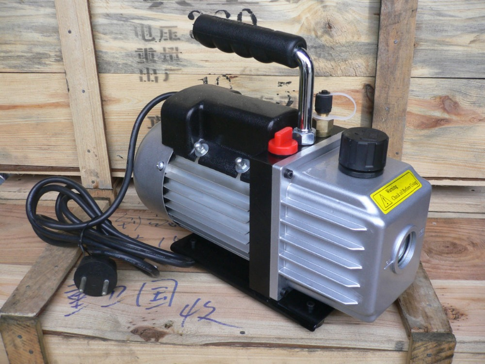 2VP-1.5 50HZ/60HZ Samll Manual Rotary Vane Two Stage Vacuum Pump Factory Price roland vp 540 rs 640 vp 300 sheet rotary disk slit 360lpi 1000002162 printer parts