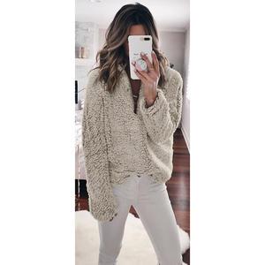 Najlepsza wartość Fluffy Mohair Sweater świetne oferty na