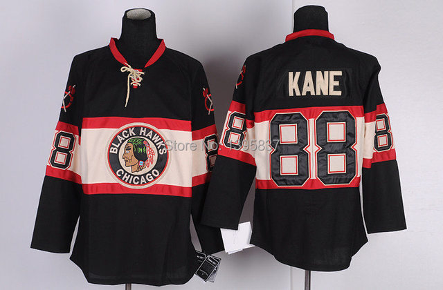 882c37933fc Chicago Blackhawks Winter Classic Jerseys #88 Patrick Kane Winter Classic  Jersey,Ice Hockey Jersey, Embroidery logo,Size M--XXXL