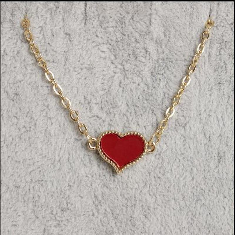 � ��2pcs gold color � heart heart bracelet fashion female