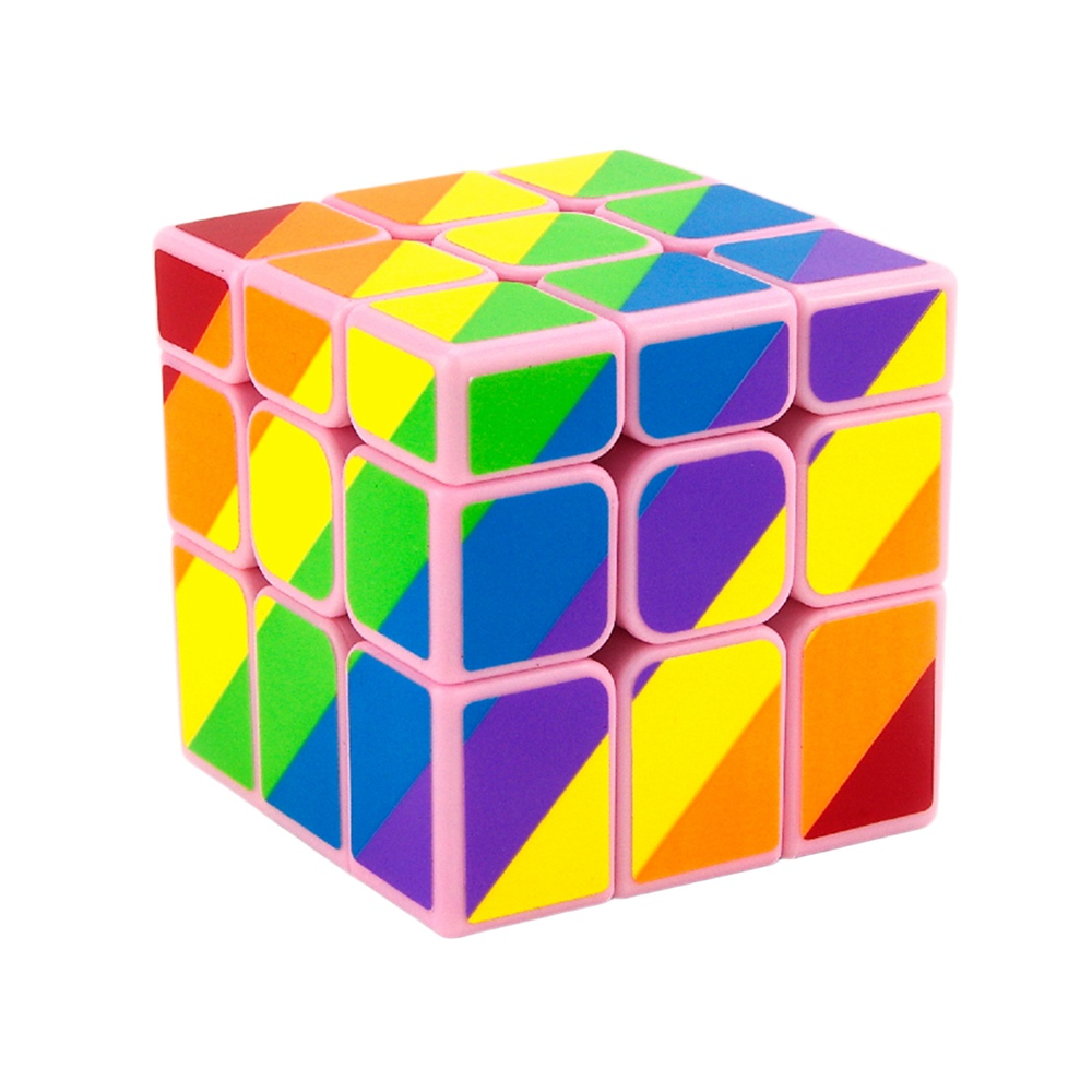 YongJun YJ Unequal 56mm 3x3x3 Cast Coated Magic Cube Puzzle Cubes Educational Toys For Kids