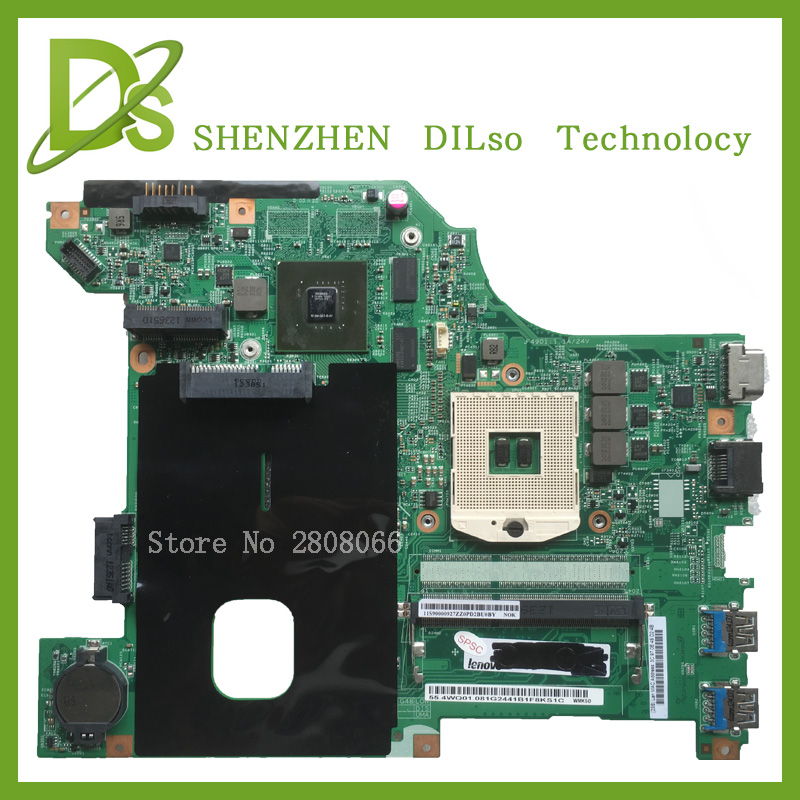 KEFU G480 motherboard For Lenovo G480 laptop motherboard 48.4WQ01.011 G480 original new motherboard Test KEFU G480 motherboard For Lenovo G480 laptop motherboard 48.4WQ01.011 G480 original new motherboard Test