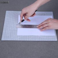A4 резки коврик для рукоделия ПВХ Материал самовосстановления домашнего офиса ремесло Бумага набор инструментов для самостоятельного Плас...